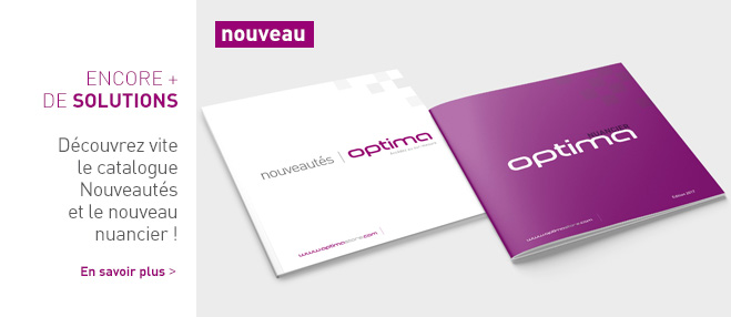 Catalogue Nouveautés Optima 2017