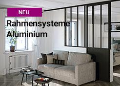 Rahmensysteme Aluminium